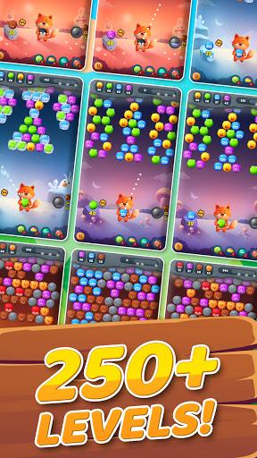Bubble Shooter: Animal World | 2021 Free game 1.4.8 screenshots 3