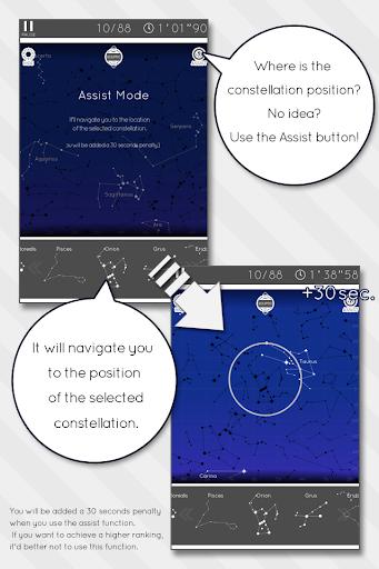 Enjoy Learning Constellation Puzzle 3.2.3 screenshots 4