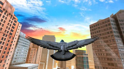 Wild Pigeon Bird City Simulator  Screenshots 12