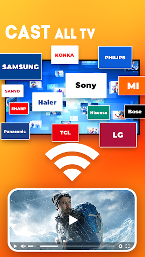 EasyCast - cast phone to tv, Roku, Fire TV, Xbox apktram screenshots 6