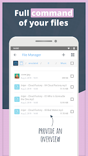Droid Commander – File Manager 3