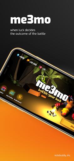 me3mo screenshot 1