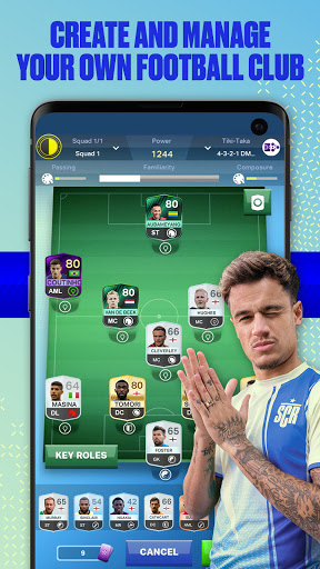 Soccer Club Rivals: Next Gen Football Management 20.0.0 (ARMv7a+ARMv8a) screenshots 1