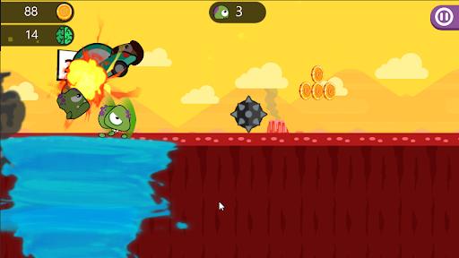 Monster Run: Jump Or Die 1.3.4 screenshots 16
