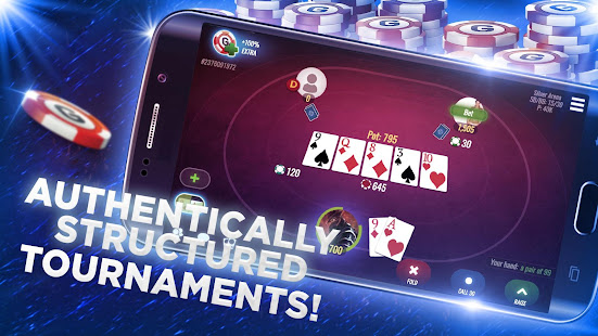 Poker Texas Holdem Live Pro 7.1.1 APK screenshots 22