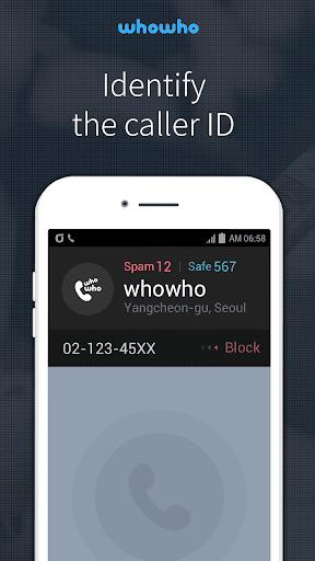 whowho - Caller ID & Block 4.2.04 screenshots 1