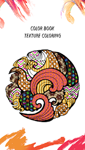 Color Book Texture Coloring For Pc, Windows 10/8/7 And Mac – Free Download (2020) 5
