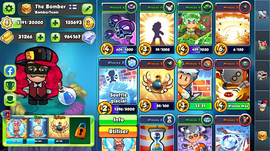 Bomber Friends screenshots apk mod 1