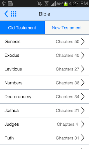 Holy Bible Offline 3.6 Screenshots 10