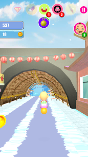 Baby Snow Run – Running Game Game Hack Android and iOS 5