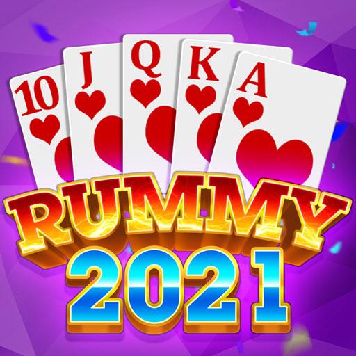 Rummy 2021 - Gin Rummy Offline Card Games