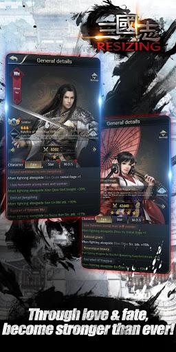 Télécharger Gratuit Three Kingdoms RESIZING apk mod screenshots 4