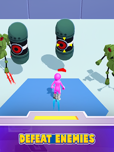 Heroes Inc! Apkfinish screenshots 8