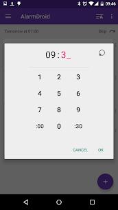 AlarmDroid (alarm clock) 2.4.18 Apk 5