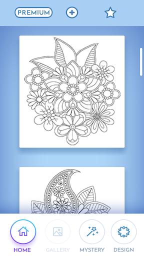 Mandala: Coloring for adults  screenshots 11