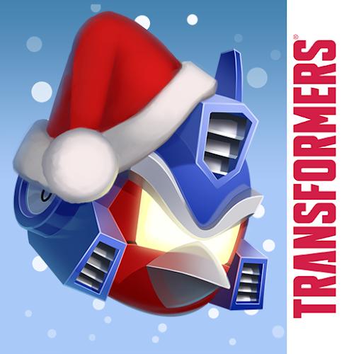 Angry Birds Transformers [Mod Money/Unlock] 2.8.1 mod