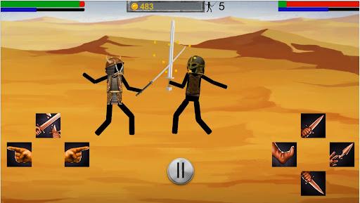 Stickman Sword Duel 4.1 screenshots 4