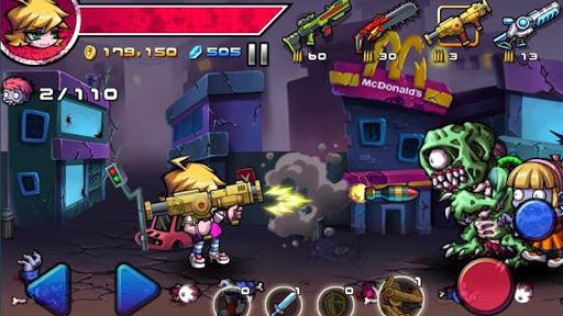Zombie Diary 1.3.2 screenshots 17