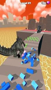 Kaiju Run Mod Apk 0.6.0 (Free Shopping) 2