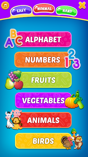 Picture Match, Memory Games for Kids - Brain Game screenshots 2