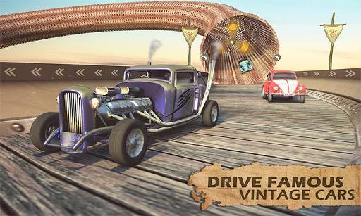 Extreme Stunts Car Chase Ramp GT Racing Car Games screenshots 3