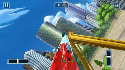 Reckless Roller Coaster Sim: Rollercoaster Games  screenshots 4
