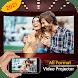 All Format Video Projector Simulator - カスタマイズアプリ