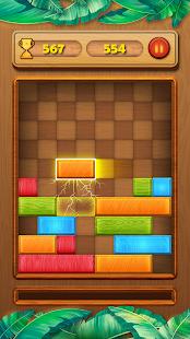 Block Puzzle - Wood Block Drop