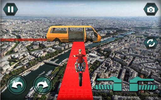 Bike Parkour Stunts 2019  screenshots 21