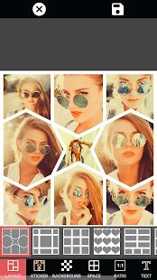 Collage de Photos Éditeur - Éditeur de photos Capture d'écran