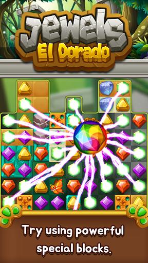 Jewels El Dorado 2.9.2 screenshots 17
