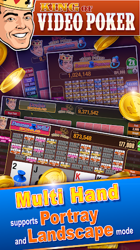 King Video Poker Multi Hand 02.00.19 screenshots 20