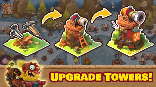 Tower Defense Realm King: Epic TD Strategy Element 3.2.4 screenshots 1