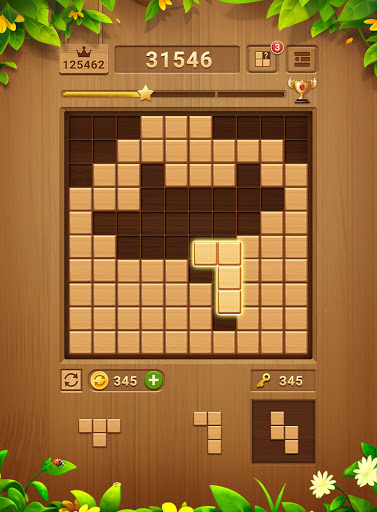 Wood Block Puzzle - Free Classic Block Puzzle Game 2.1.0 screenshots 19