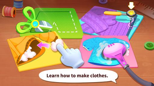 Baby Panda's Fashion Dress Up Game  screenshots 3