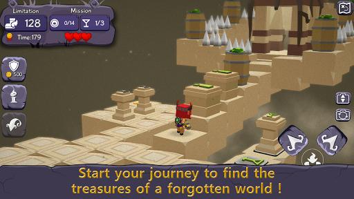 IndiBoy - A dizzy treasure hunter android2mod screenshots 22
