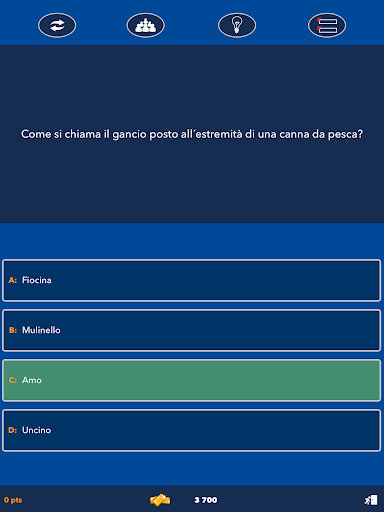 Super Quiz - Cultura Generale Italiano android2mod screenshots 10