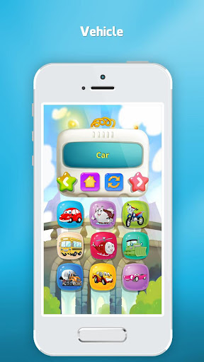 Phone for kids baby toddler - Baby phone apkpoly screenshots 3