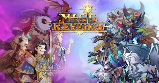 Magic Revengeuff1aAFK mix IDLE RPG 1.0.64.125 screenshots 1