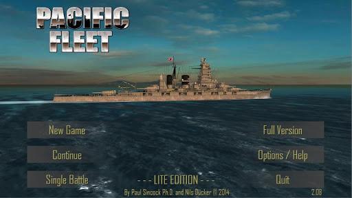 Code Triche Pacific Fleet Lite APK MOD (Astuce)width=