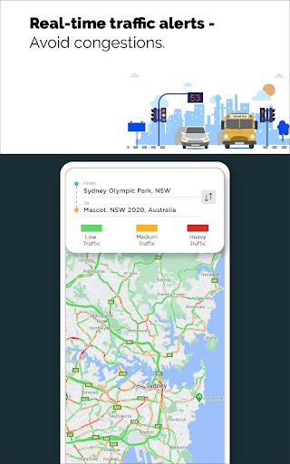 GPS Live Navigation, Maps, Directions and Explore  Screenshots 14