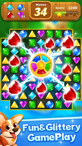 Download Jewel & Gems Mania 2020 - Match In Temple & Jungle mod apk
