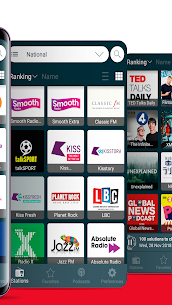 Radio UK – Online Radio, Internet Radio UK v2.3.23 MOD APK 3
