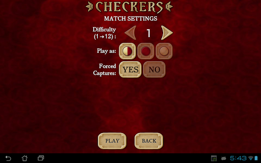 Checkers Free 2.321 screenshots 14