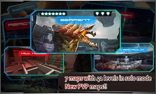 Star Warfare: Alien Invasion HD Mod Apk (God Mode + Unlimited Money) 2