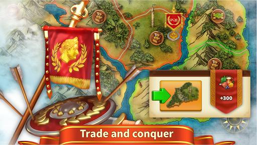 Rise of the Roman Empire: Grow, Build your Kingdom screenshots 4