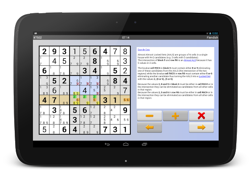 Sudoku 10'000 Pro  screenshots 10