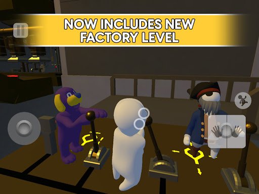 Human: Fall Flat  screenshots 4