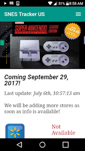 SNES Tracker US  For Pc, Windows 7/8/10 And Mac – Free Download 2020 1