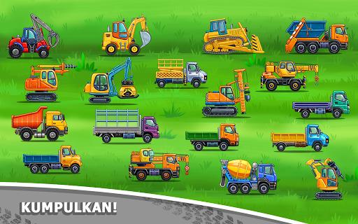 Game anak anak – mobil truk, game edukasi anak
